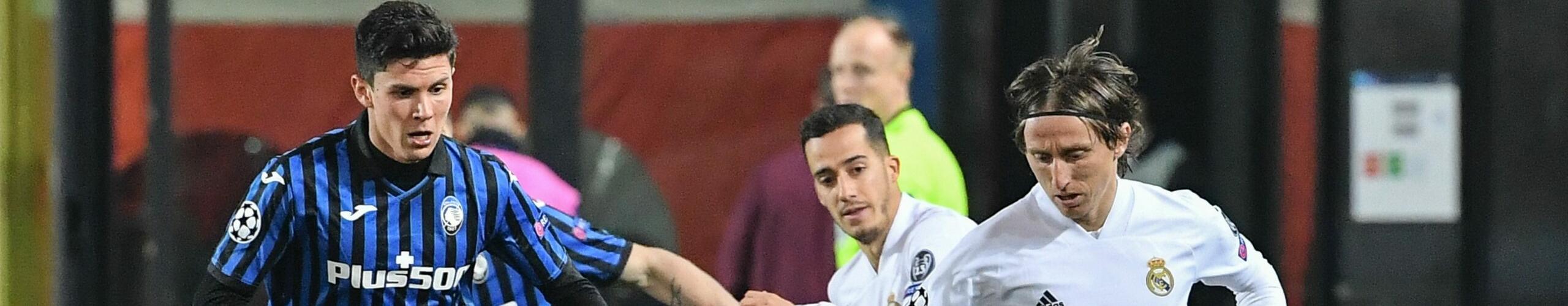 Real Madrid-Atalanta, per la Dea l'impresa è possibile