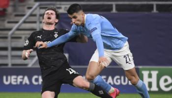 Manchester City-Borussia Monchengladbach: tutto facile per Guardiola?
