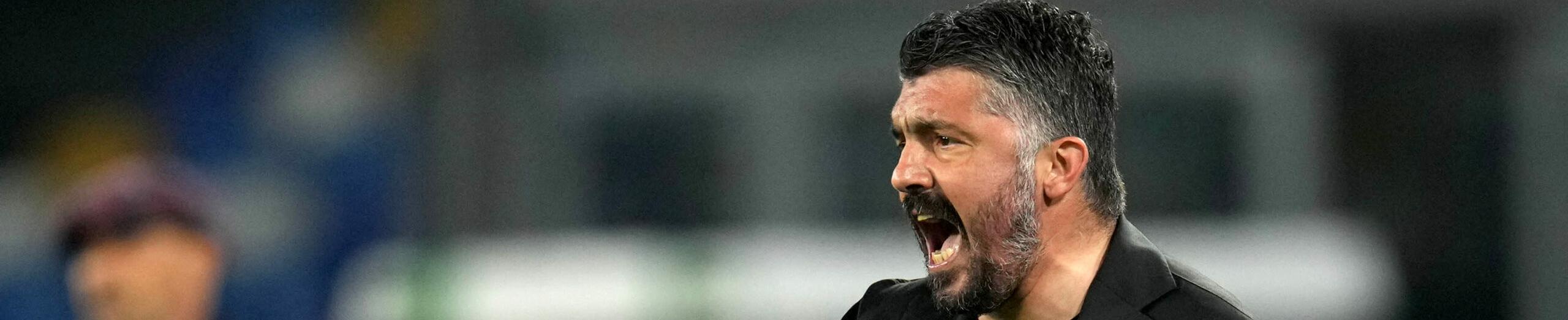 Milan-Napoli, Gattuso sfida il passato per un futuro da Champions