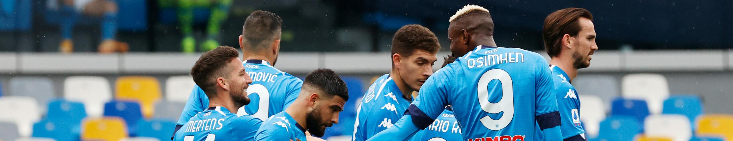 Sampdoria-Napoli, campani all'attacco con sguardo al 4° posto