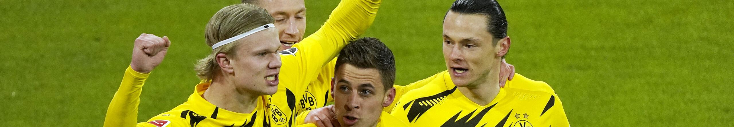 Borussia Dortmund-Siviglia, Haaland vuole lasciare il segno anche in Europa