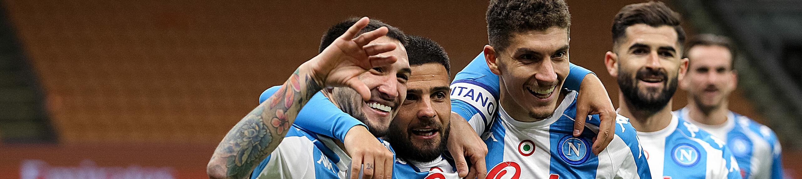 Napoli-Crotone, gli azzurri devono essere spietati per prendersi la Champions