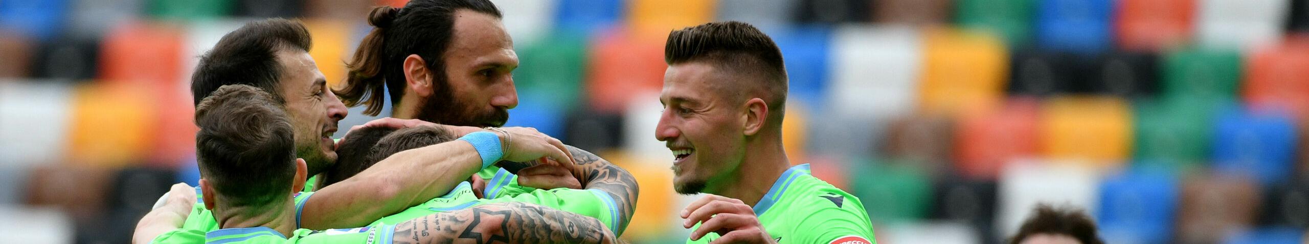 Lazio-Spezia, l'Aquila vuole restare in corsa per la Champions