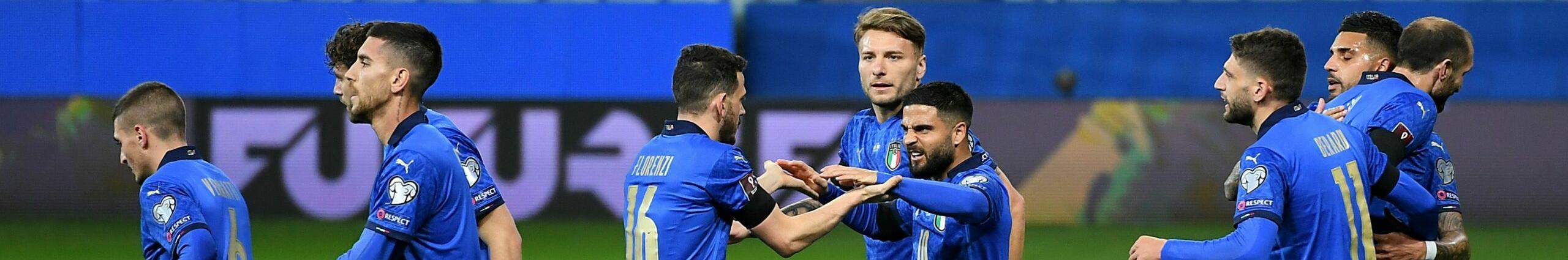 Bulgaria-Italia, azzurri a caccia di altri 3 punti...e di gol