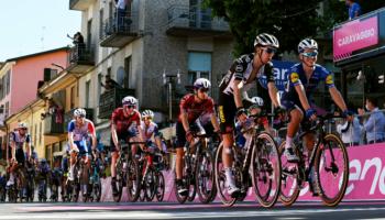 Giro d'Italia 2021 tappa 19 quote