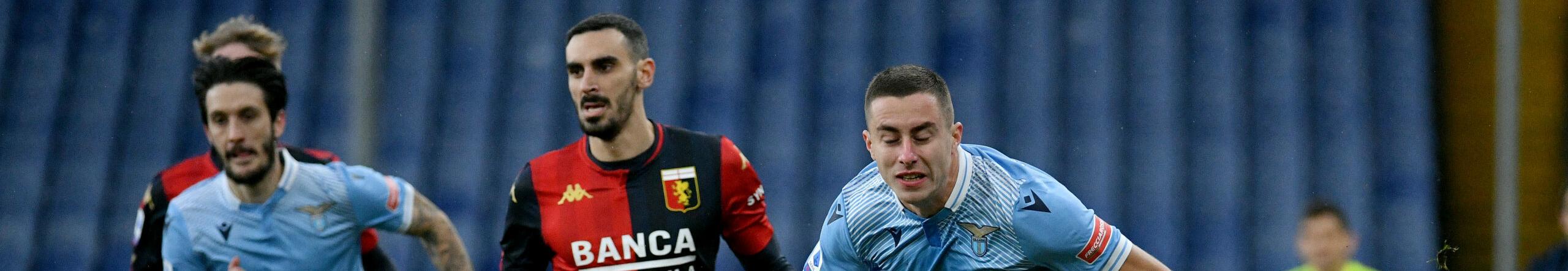 Lazio-Genoa, l'Aquila deve stendere il Grifone per vedere la Champions