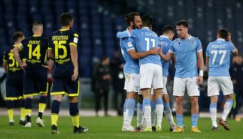 Lazio-Parma: l'Aquila può riprendere il volo anche se è troppo tardi