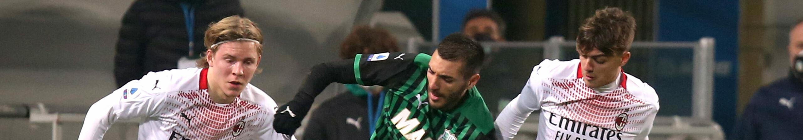 Milan-Sassuolo, il Diavolo ritrova Ibra e cerca l'allungo per la Champions