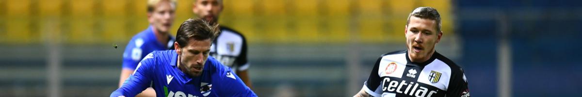 Sampdoria-Parma quote