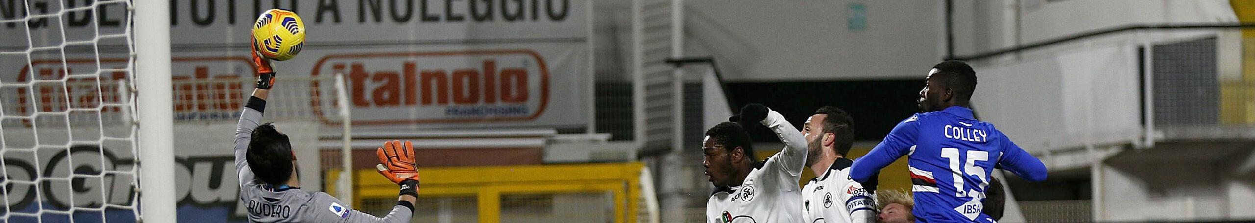 Sampdoria-Spezia, Aquilotti a caccia di punti-salvezza nel derby di Liguria