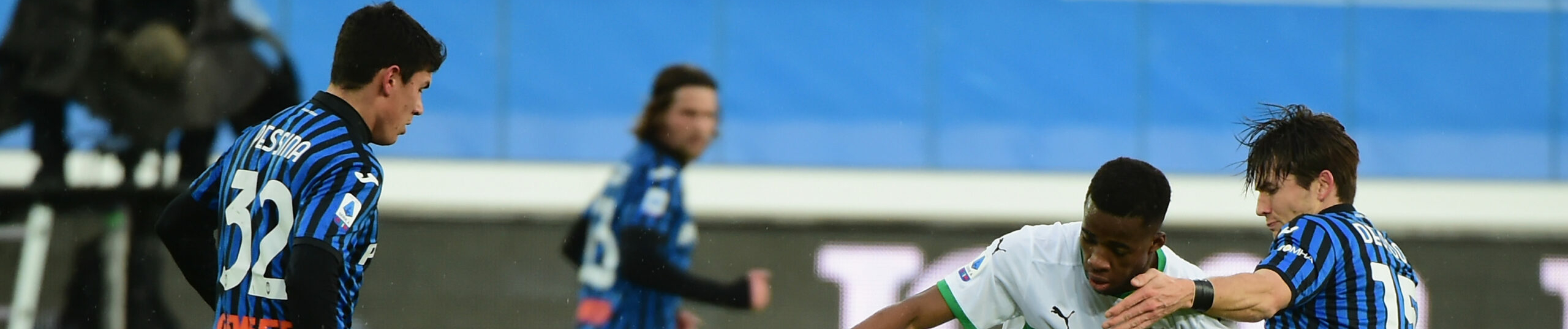 Sassuolo-Atalanta, la Dea vuole rinviare la festa dell'Inter