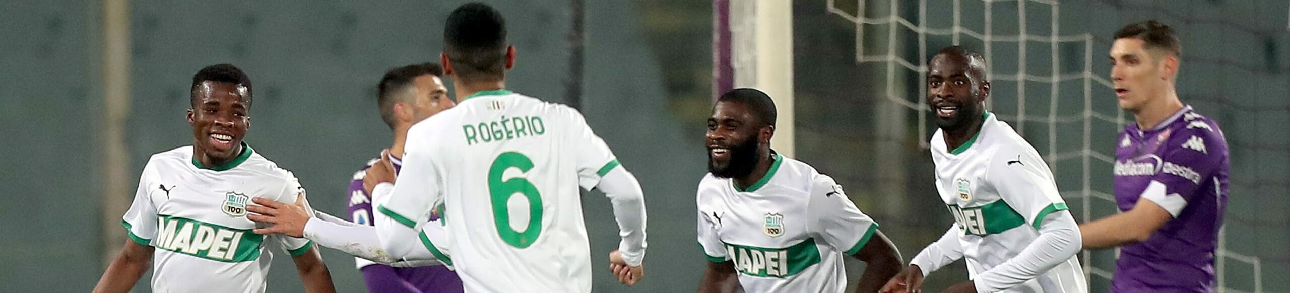 Sassuolo-Fiorentina, viola a Reggio Emilia in cerca di punti pesanti in chiave salvezza