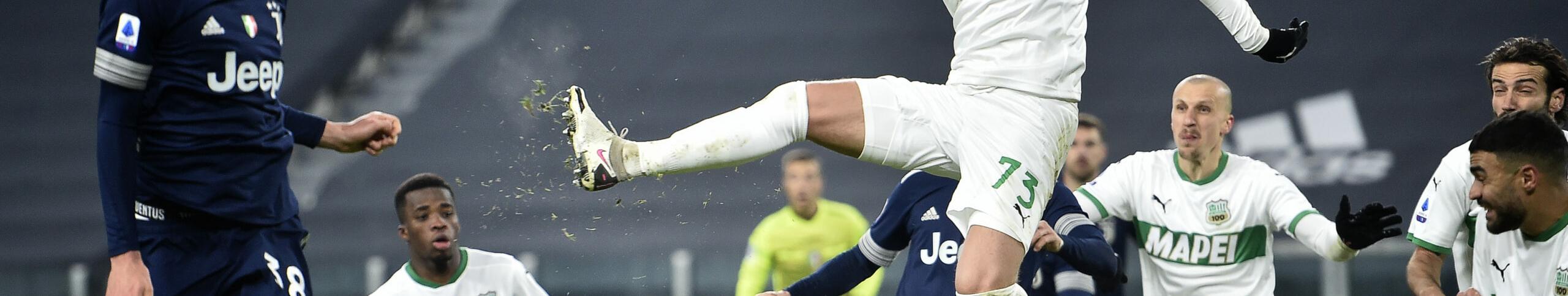 Sassuolo-Juventus, i campioni d'Italia all'esame della verità