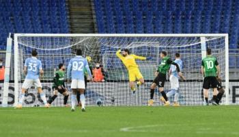 Sassuolo-Lazio quote