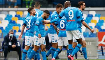 Spezia-Napoli, gli azzurri sono in emergenza ma non possono fermarsi