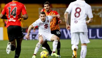 Torino-Benevento quote
