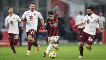 Torino-Milan, il Diavolo non può fermarsi ma il Toro lotterà