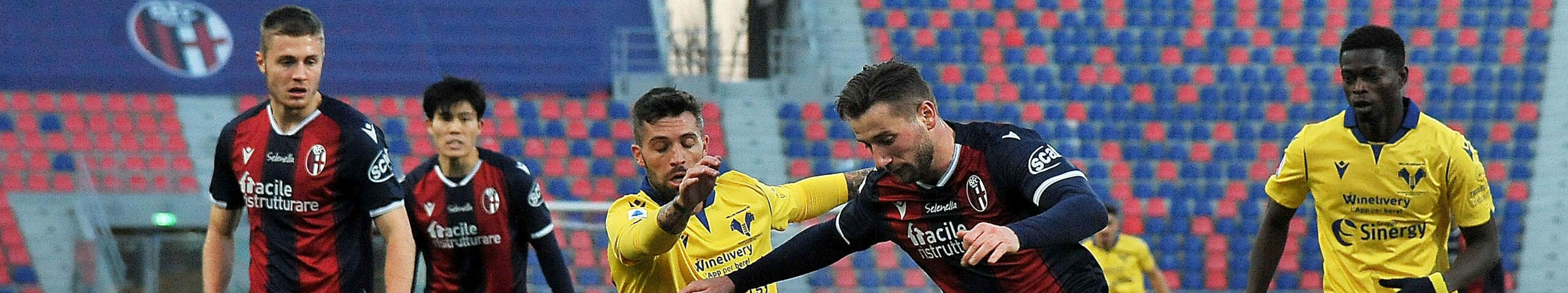 Verona-Bologna, al Bentegodi il