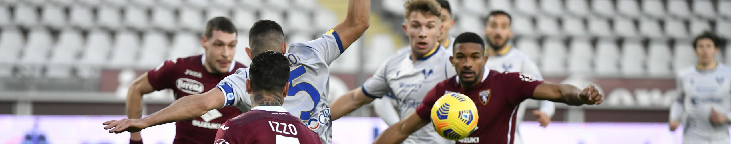 Verona-Torino, granata in cerca della salvezza contro un Hellas che ha spento la luce