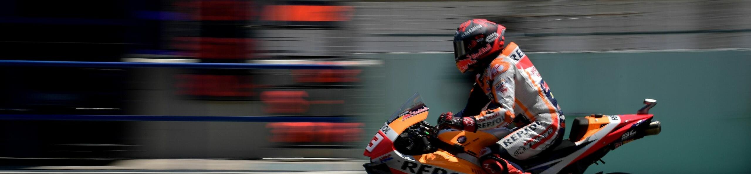 GP Portogallo: Marc Marquez il ritorno, dopo 9 mesi è già il favorito