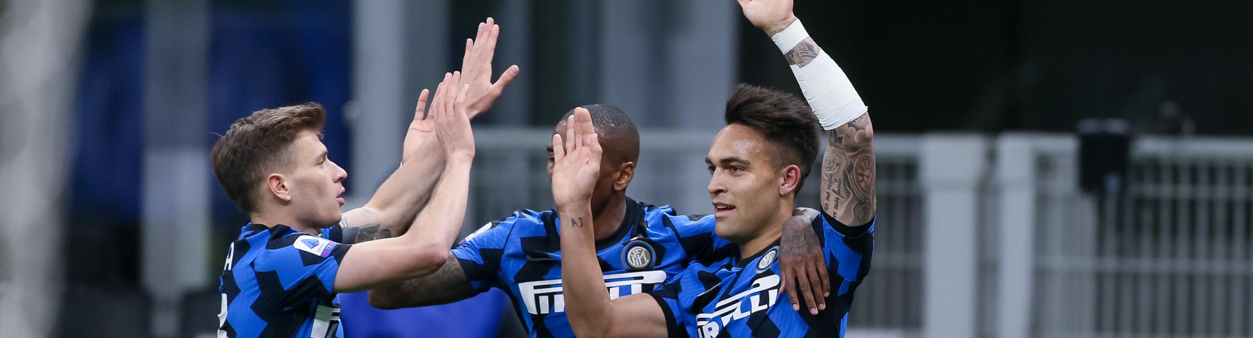 Inter-Cagliari, i nerazzurri vogliono mettere le mani sullo Scudetto