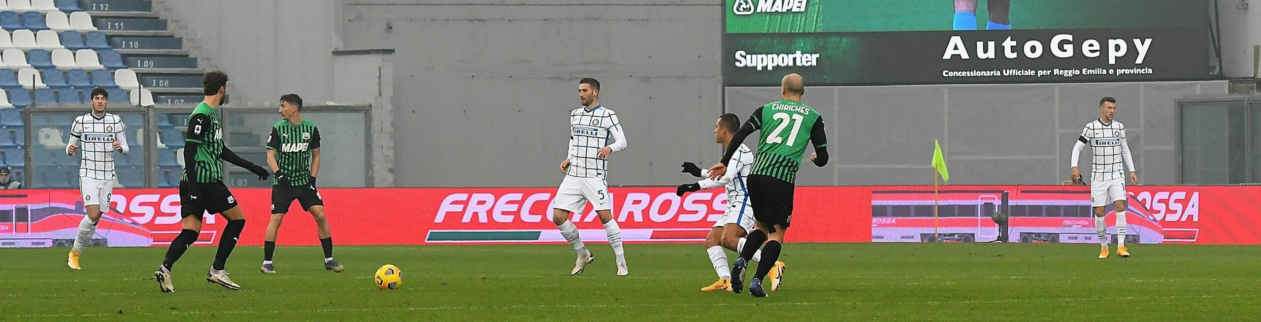 Inter-Sassuolo: nel recupero della 28° giornata, Conte può blindare lo Scudetto