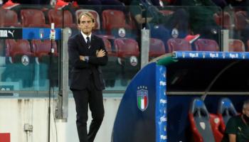 Italia Euro 2020 - Roberto Mancini