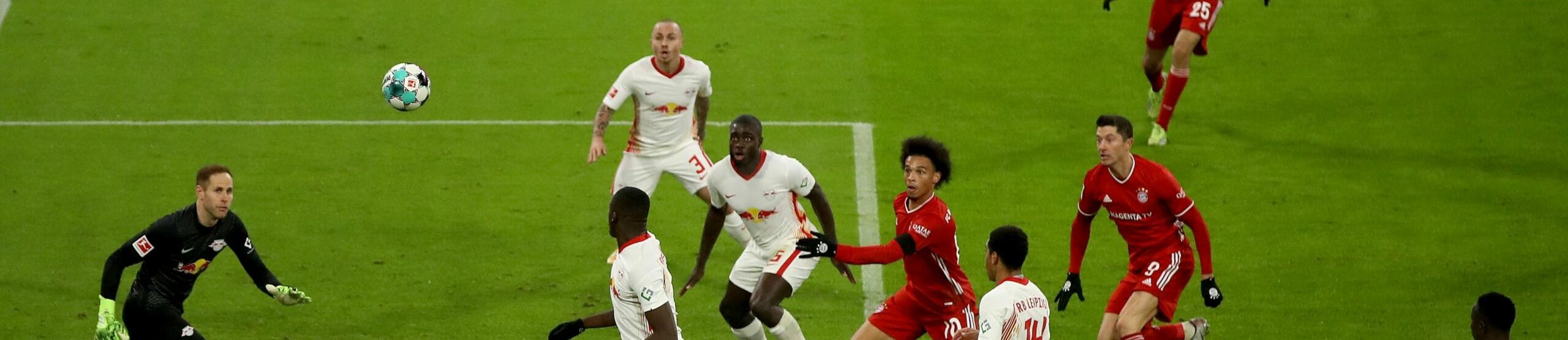 Lipsia-Bayern Monaco: il big match di Bundesliga può valere un pezzo di Meisterschale