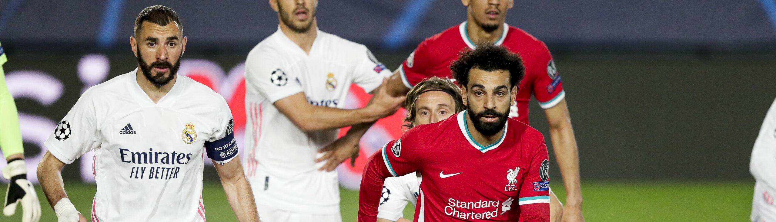 Liverpool-Real Madrid, i Reds si preparano all'assalto: rimonta possibile?