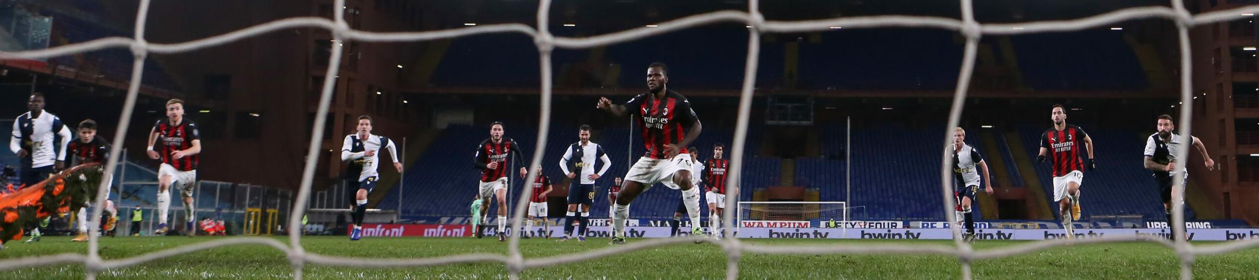 Milan-Sampdoria: tanti recuperi per Pioli, Ranieri perde Ekdal?