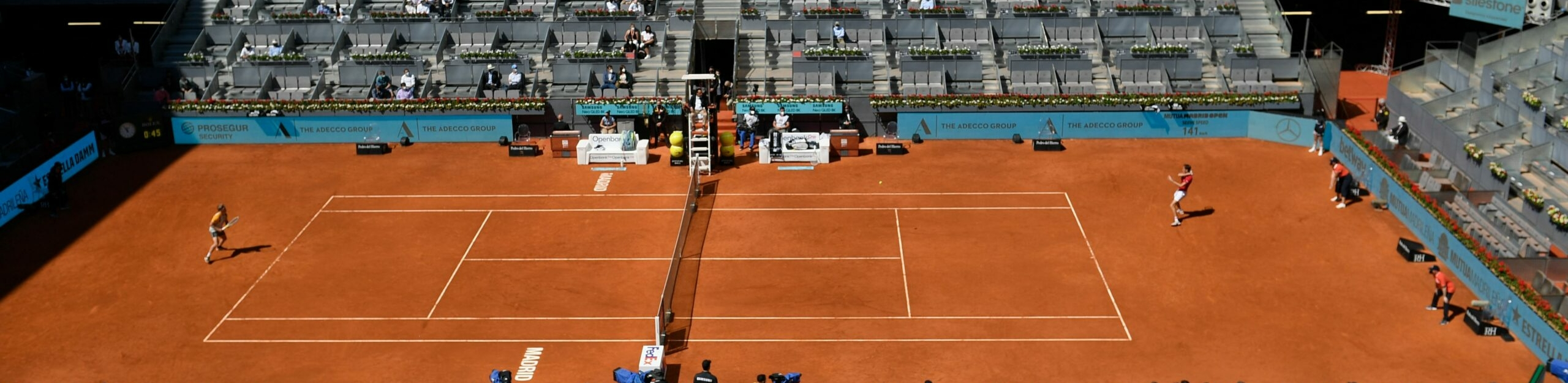 Pronostici ATP Roma: derby Mager-Sonego, per Sinner sua maestà Nadal
