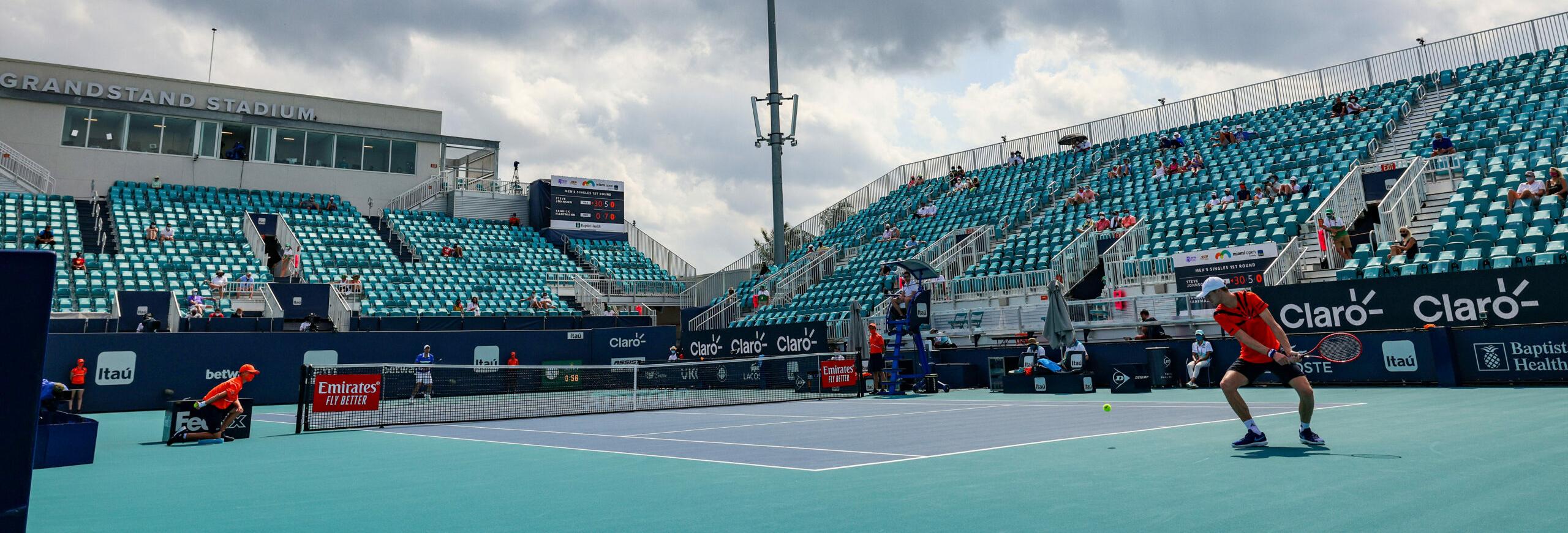 Pronostici Miami Open: Fognini-Musetti-Sonego, tris italiano in campo!