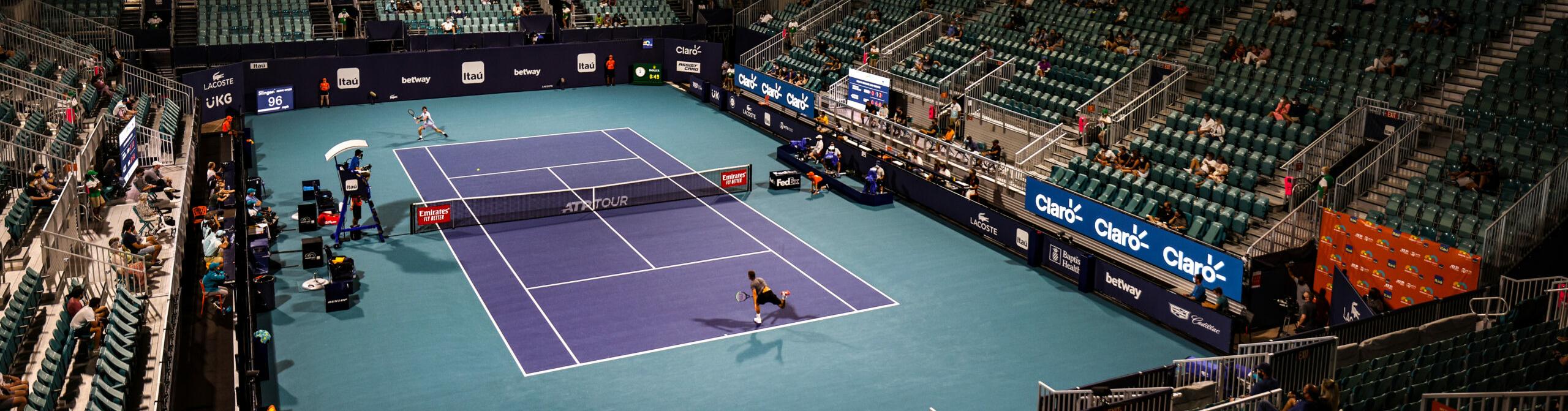 Pronostici Miami Open: lunedì da leoni con Sonego e Musetti