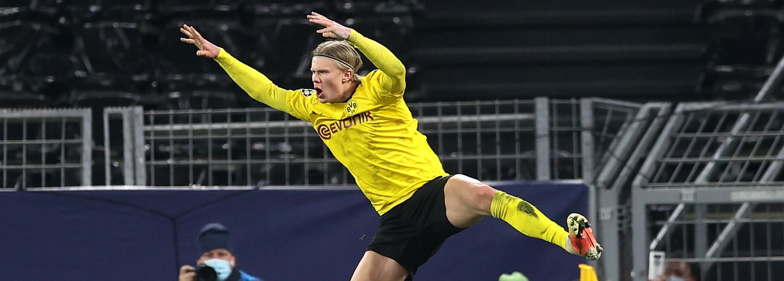 Capocannoniere Champions League: Haaland vede ormai il titolo, è quasi irraggiungibile