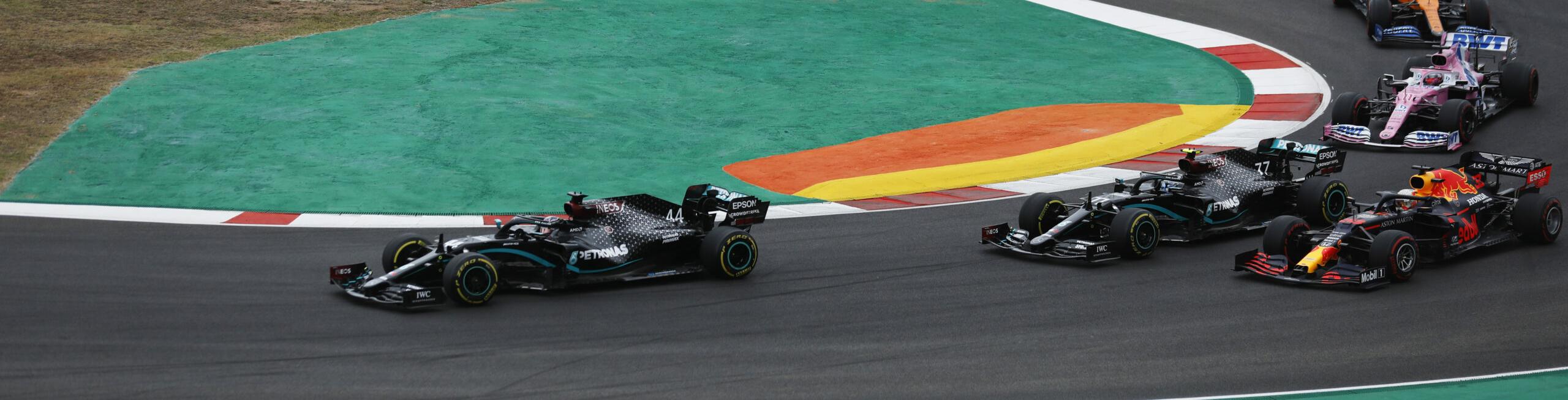 GP Portogallo: testa a testa entusiasmante tra Hamilton e Verstappen