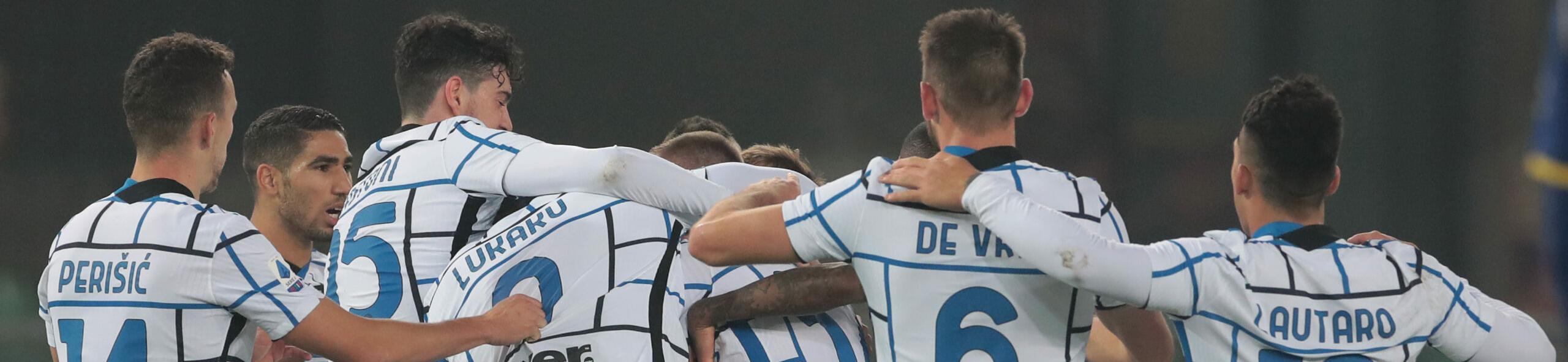 Inter-Verona: nerazzurri un po' scarichi, ma la meta si avvicina