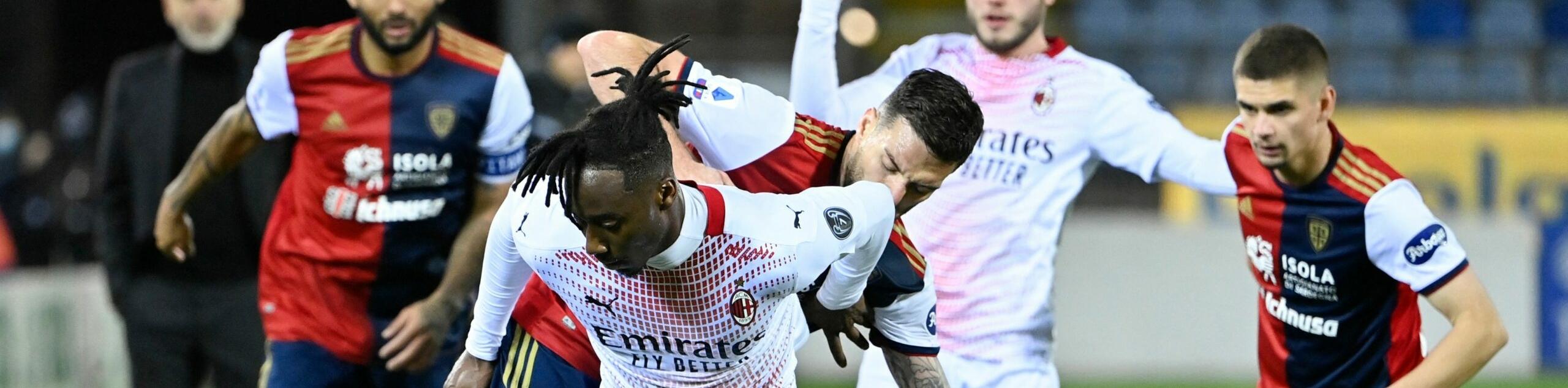 Milan-Cagliari: il Diavolo cerca punti Champions, gli isolani punti salvezza