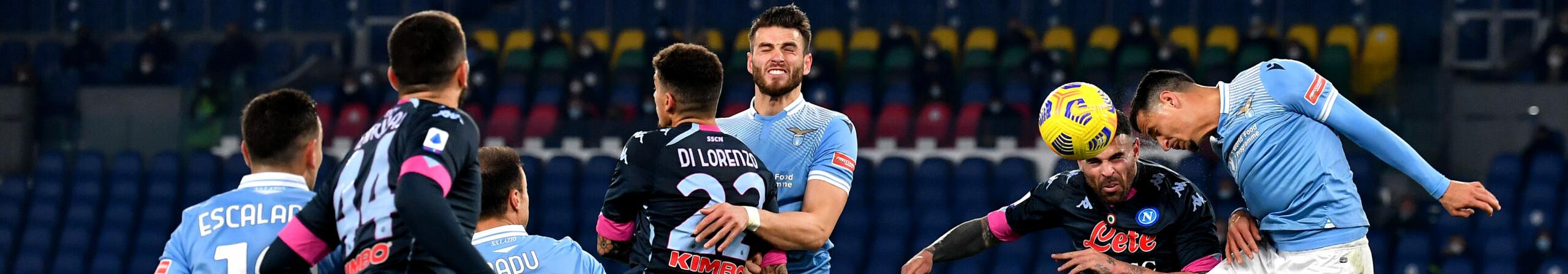 Napoli-Lazio: crocevia Champions, chi si ferma è perduto