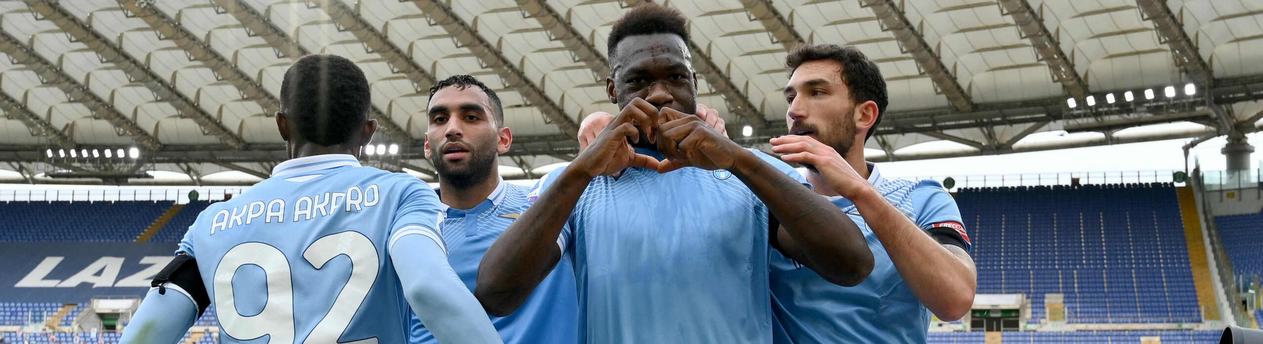 Verona-Lazio, esame Hellas per l'Aquila con ambizioni europee
