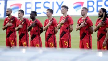 Belgio EURO 2020