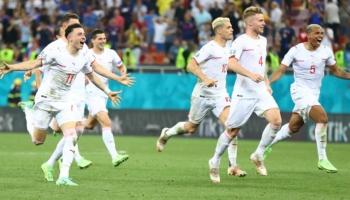 Svizzera-Spagna quote 02-07-2021