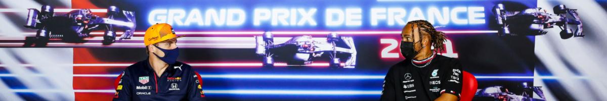 GP Francia: sarà ancora Max vs Lewis, Ferrari verso un weekend difficile