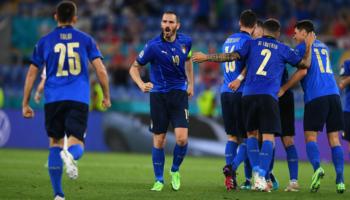 Italia-Austria quote 26-6-2021
