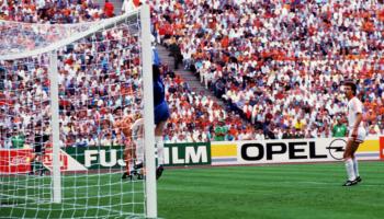 I 5 gol più belli nella storia degli Europei di Calcio