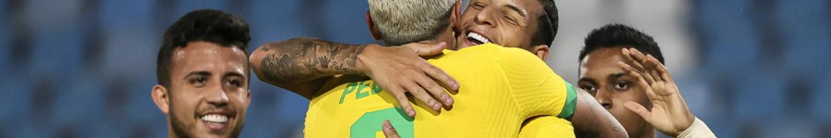Brasile-Germania quote Olimpiadi 22-07-2021