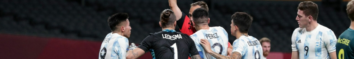 Egitto-Argentina Giochi Olimpici 25-07-2021