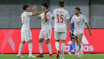 Egitto-Spagna quote Giochi Olimpici 22-07-2021