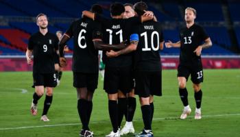 Germania-Costa d'Avorio 28-07-2021