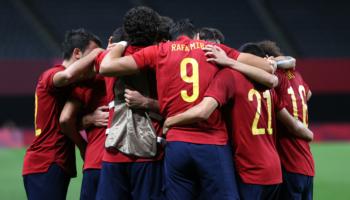 Spagna-Argentina 28-07-2021