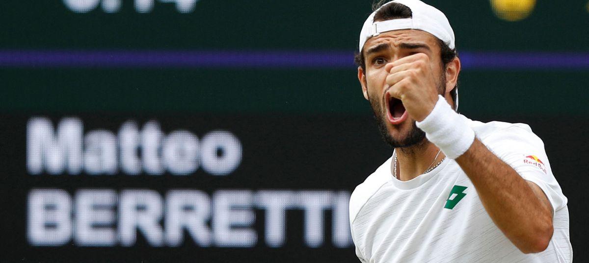 Djokovic-Berrettini quote Wimbledon 11072021